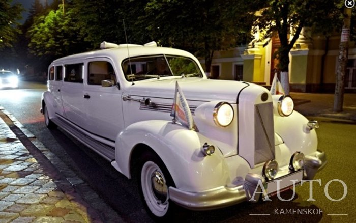 Лимузин Oldsmobile