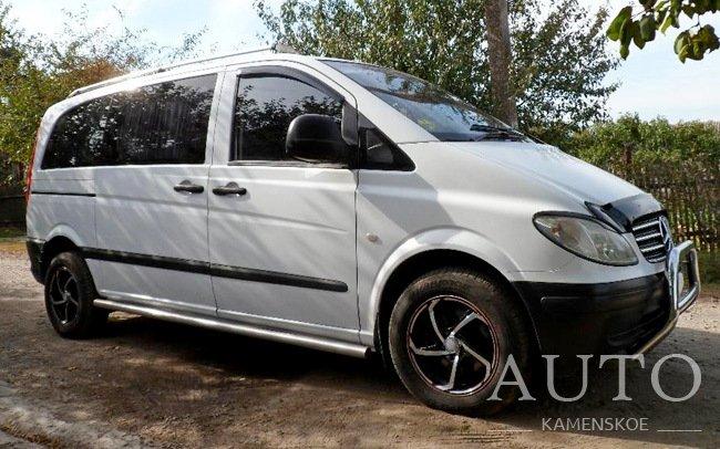 Аренда Микроавтобус Mercedes Vito на свадьбу Каменское